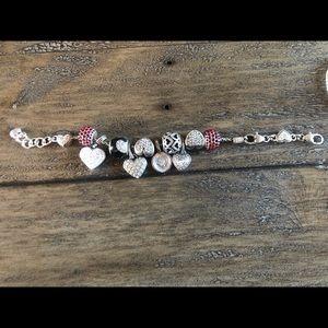 Brighton add a bead bracelet